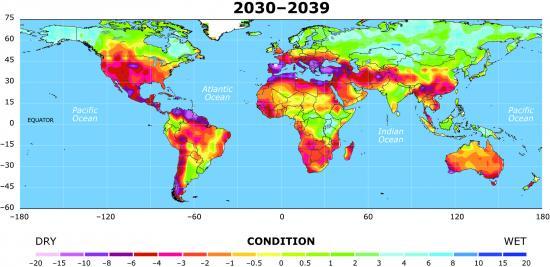 NOAA 2039 Projection